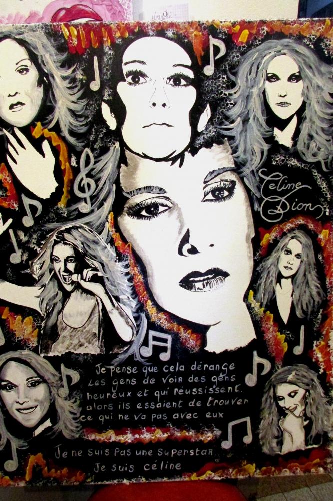 Céline Dion by JUD